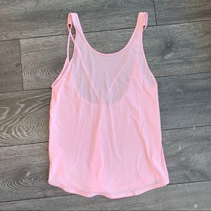 Lululemon Tank Top (strappy low back)